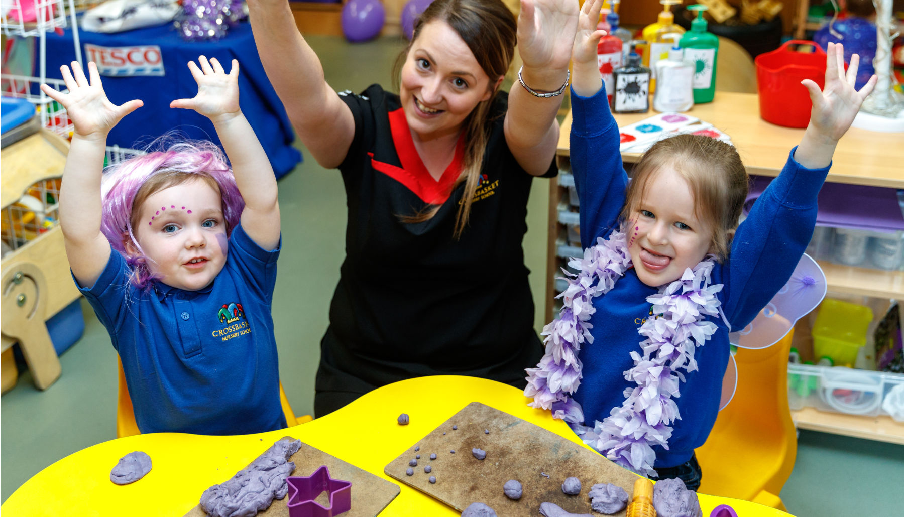 Fundraise at nursery